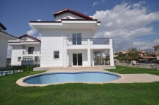 Spacious Contemporary Detached Villas Calis Fethiye