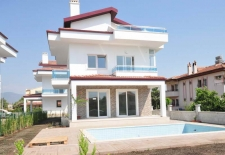 Exclusive Villa Project in Calis Fethiye