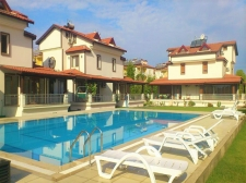 Semi Detached Villa within a Complex near Calis Beach