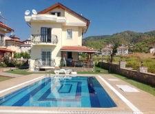 Detached Villa with Pool in Ciftlik Fethiye