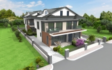 Off Plan Semi Detached Villas in Calis