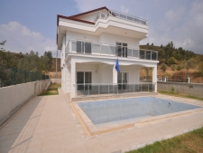 Large Brand New Villa in Calis