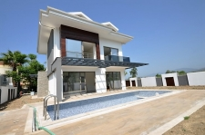 Brand New Exclusive Villas In Calis For Sale