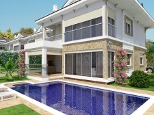Designer Villas in Calis