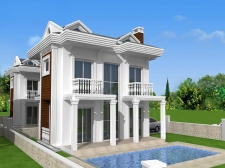 Brand New Villas in Calis