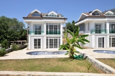 Modern Ovacik villas brand new and detached