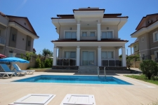 Newly Built Triplex Villas for sale in Ciftlik Calis