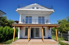 Ciftlik detached villa for sale with private pool and garden