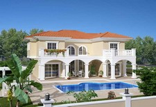 Exclusive Calis Villa with Large Plot 4 Bedrooms
