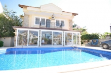 Detached Villa with Pool in Calis Fethiye