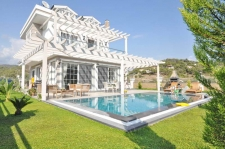 Luxury 4 Bedroom Detached Villa Calis Fethiye