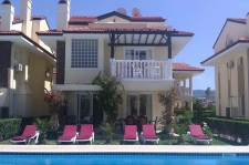 Fabulous Furnished Seafront Villa with Amazing Views