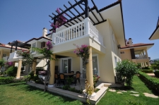 Triplex Villa Located on Calis Beach