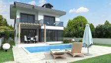 5 Bedroom Detached Villa in Ciftlik with Private Pool