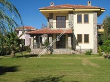 Detached Villa in Dalyan with Mountain Views 3 Bedrooms for sale