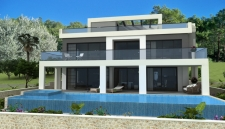 Luxury 4 Bedroom Villa with Open Sea View
