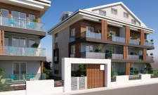 Off Plan Apartments in a Central Location, Fethiye