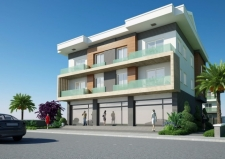 Off Plan Apartments in Great Location of Tasyaka / Fethiye