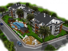 Stylish Apartments within Luxurious Complex