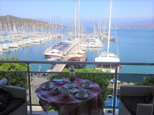 Apartment with Fethiye Marina Views