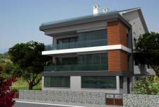 Near to Completion Two Bedroom Apartments in Fethiye