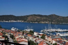 Amazing Sea View Apartment by Fethiye Marina