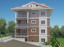 Off Plan Apartments Near to Fethiye Harbor