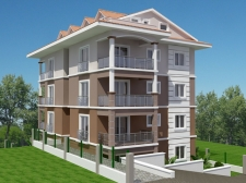 Off Plan Apartment Project in Tasyaka
