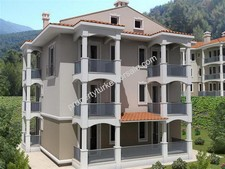 Off Plan Fethiye Town Apartment Bargain Price 3 Bedrooms