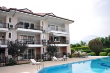 Centraly Located Specious Apartment in Fethiye