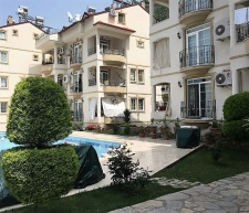 3 Bedroom Duplex Apartment with Shared Swimming Pool