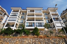 Bargain Priced Sea View Apartment For Sale in Fethiye