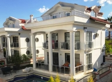 Centraly Located Detached Villa in Akarca / Fethiye