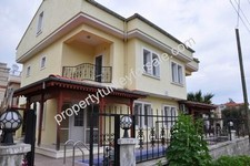 Spacious Fethiye Town Semi-Detached Villa Prime Location 3 Bedrooms for sale
