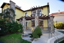 Large Furnished Detached Villa with Pool in Fethiye