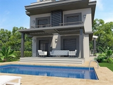 4 Bedroom Off Plan Detached Villa with Pool and Garden
