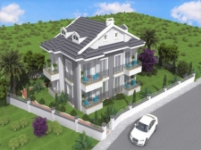 Brand New Apartment in Gocek