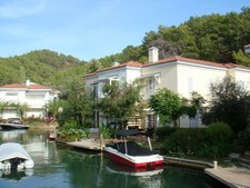 Gocek Marina Villas in Managed Estate 3 Bedrooms