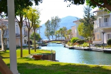 Luxury Villa with Private Mooring in Gocek Fethiye