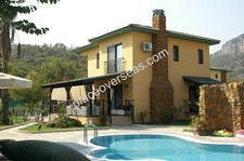 Gocek Villa at Prime Location with Pool 3 Bedrooms