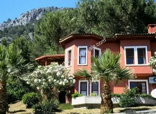 Unique Gocek Villa Large Garden 3 Bedrooms