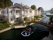 Gocek Marina Villas with Hotel Facilities 4 Bedrooms