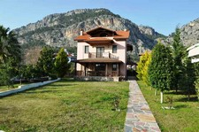 Gocek Villa with Private Pool and Mature Garden 4 Bedrooms