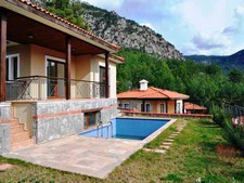 Gocek Villa in Mountains 4 Bedrooms