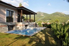 Lovely 4 Bedroom Gocek Villa with Mountain Views