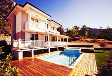 Luxury Villa in Gocek with Private Pool 4 Bedrooms