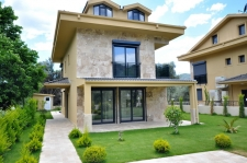 Brand New Spacious Villa For Sale in Gocek