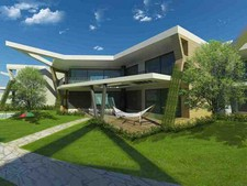 5 Bedroom Villa near Bodrum Centre offers Unique Design