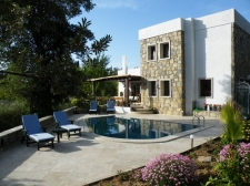 Romantic Villa Close to the Beach in Gumusluk