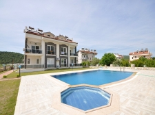 SOLD Duplex Property 3 Bedrooms For Sale in Hisaronu